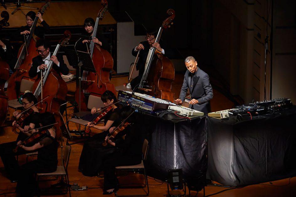 Jeff Mills Concert