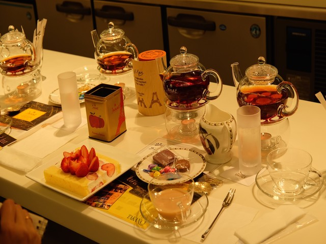 Tea Seminar 3