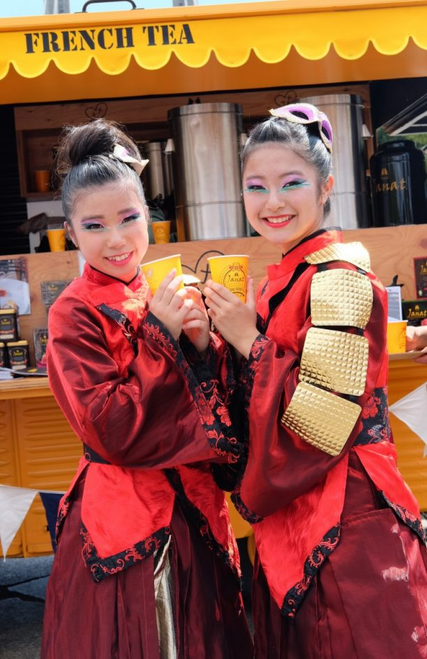 Tokyo Events - French Tea