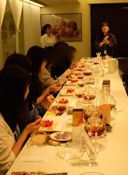 Tea Seminar in Tokyo